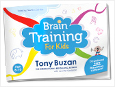 Brain Training for Kids - Book